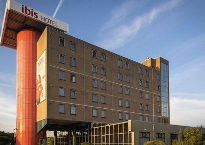 ibis Hotel Rotterdam Vlaardingen Außenansicht