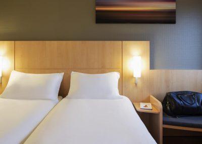 ibis Hotel Rotterdam Vlaardingen Doppelzimmer