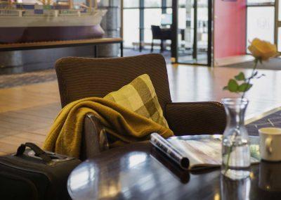ibis Hotel Rotterdam Vlaardingen Lobby